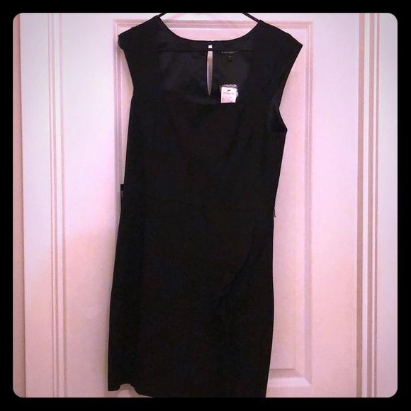 Express Dresses & Skirts - Beautiful black cocktail dress. Never worn w/tags!